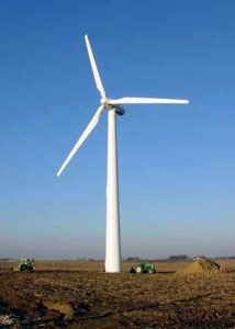 High speed wind turbine
