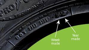 tire manufacture date