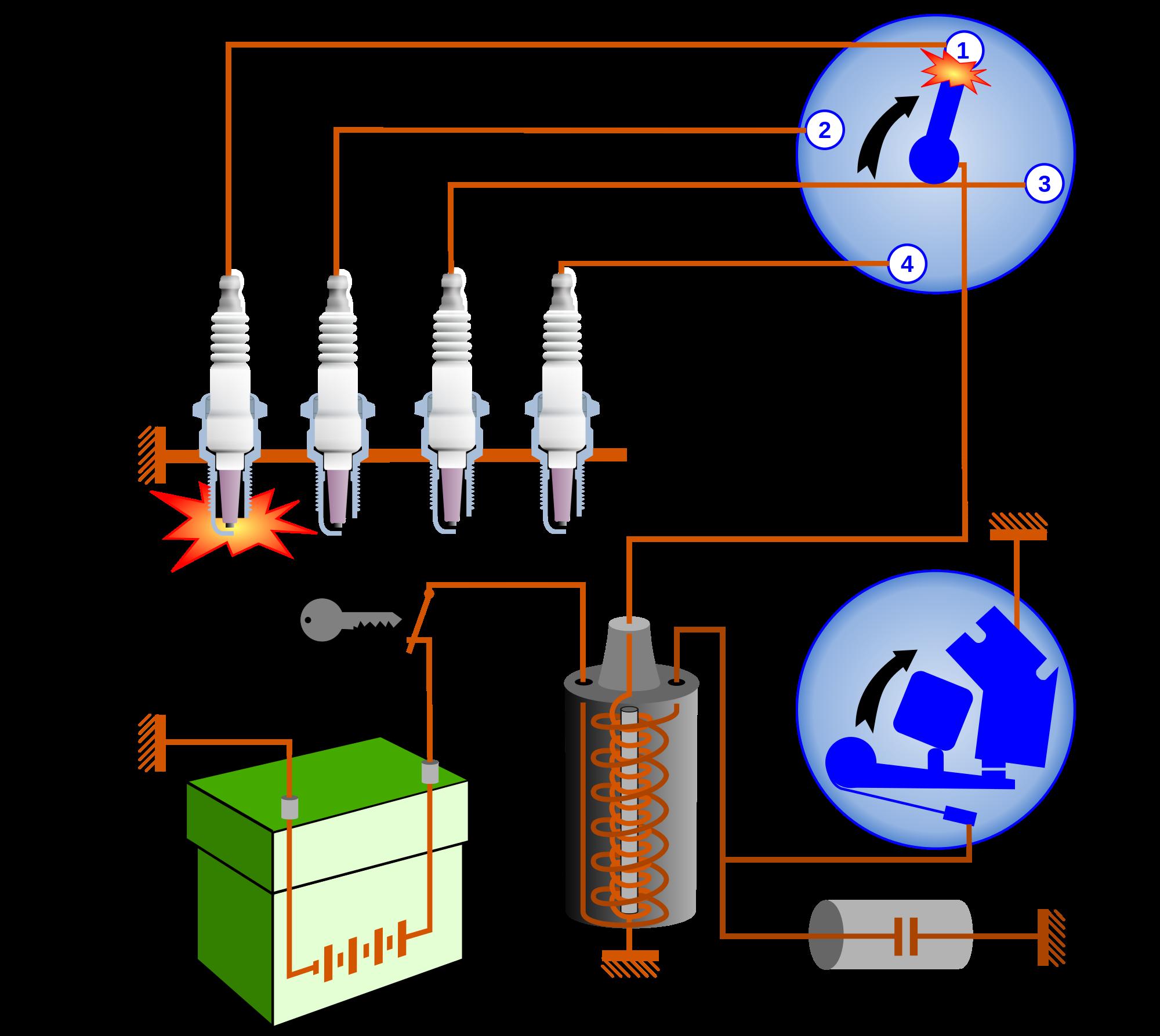 Gasoline Engine Ignition System