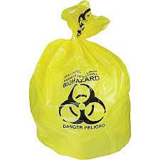 medical wastes bag