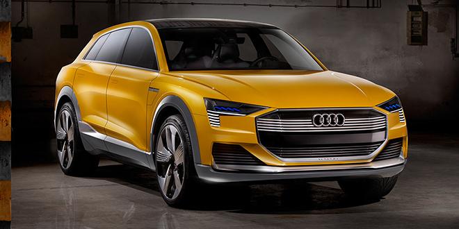 Audi H tron