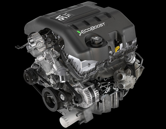 v6-ecoboost-engine