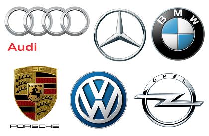 بين السيارات الألمانية